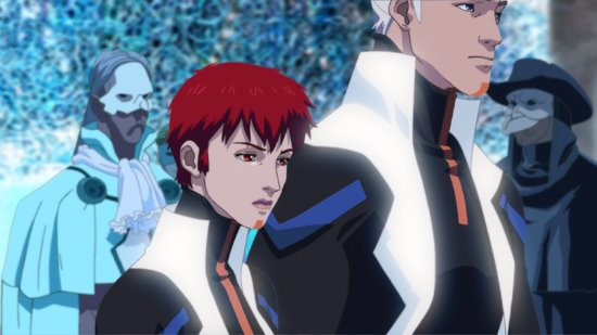 Wonderful Days Anime Review