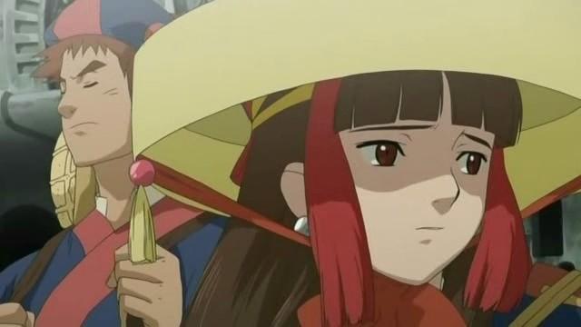 Samurai 7 Anime Characters : Samurai anime review canne s