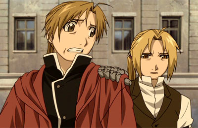 Fullmetal Alchemist the Movie: Conqueror of Shamballa: anime review