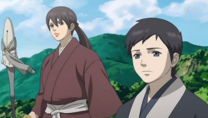 Moribito Guardian Of The Sacred Spirit Anime Review Canne S