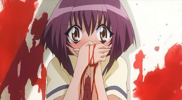 Anime nosebleed scientifically explained! | Canne's anime review blog