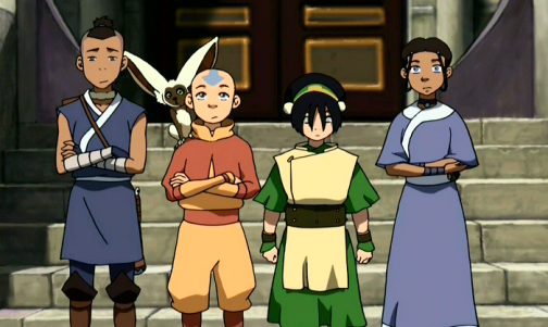 katara and toph naked moving pictures