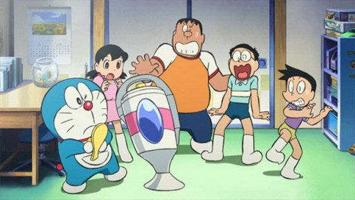 Doraemon: Nobita and the New Steel Troops -Angel Wings- anime review |  Canne's anime review blog