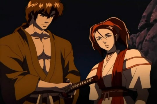 Ninja Scroll The Anime Series Review Robotic Ninjas Seriously Canne S Anime Review Blog